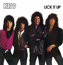 Lick it up front