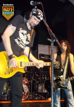 Kulick and Gava show 08