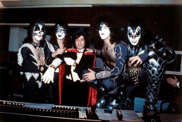 Kiss tillsammans med Bob Ezrin, men var de egentligen så nöjda med plattan själva?