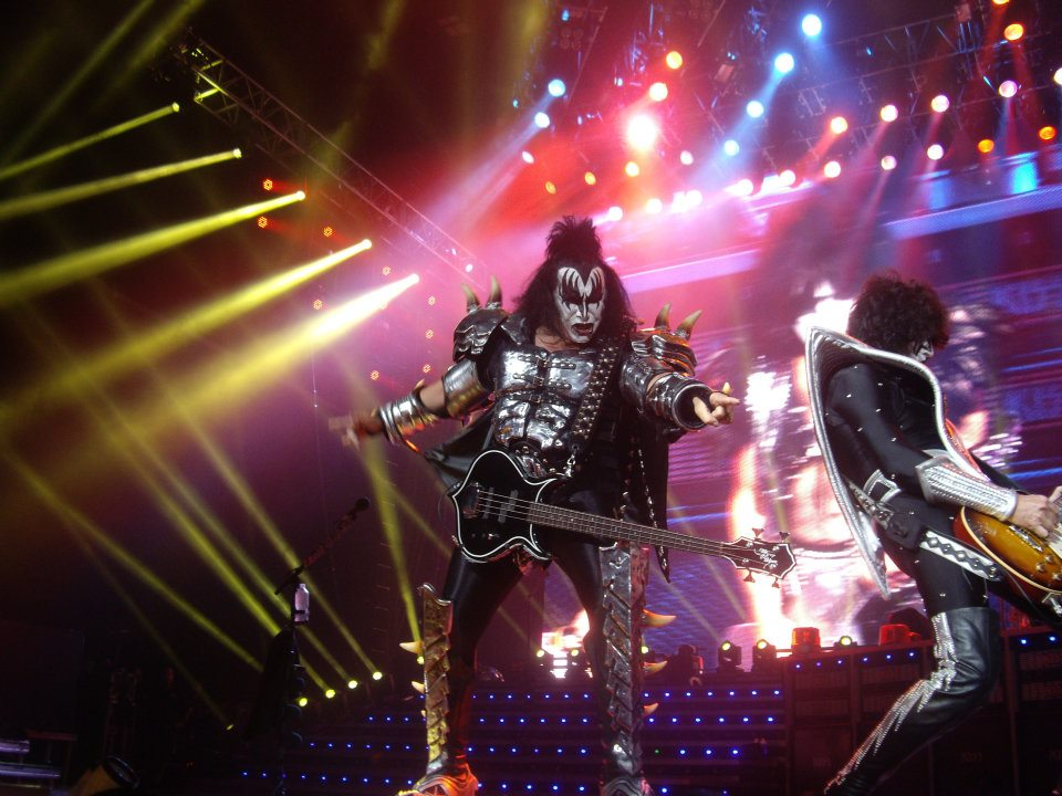 Kiss - Live at Virginia Beach 2012, Foto: Craig Boyce