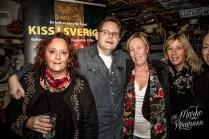 """RELEASEPARTY för boken """"KISS i Sverige 1976-2013"""" @ Bröderna Olssons & Garlic Shots"""