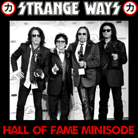 STRANGE WAYS Podcast - #20 - Hall of Fame Minisode
