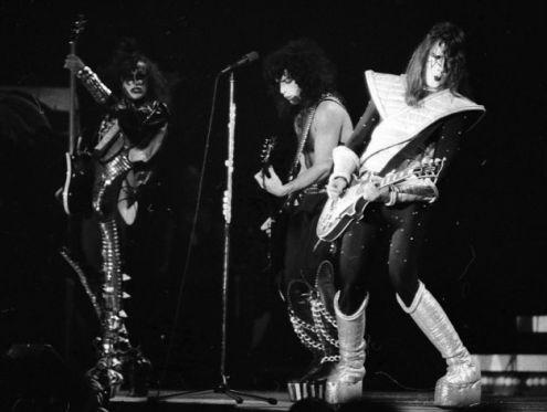 Kiss at Cow Palace, '77 (10)