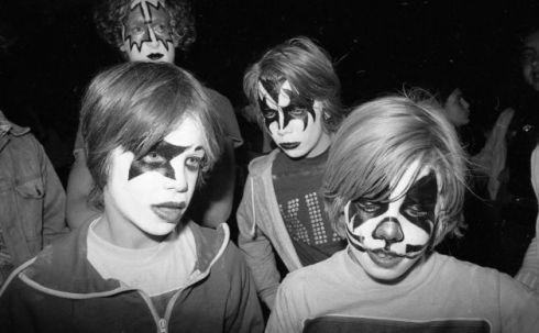 Kiss at Cow Palace, '77 (4)