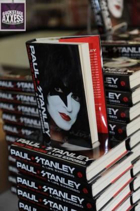 Paul Stanley Book Signing Bookends Ridgewood, NJ 4-9-14 040