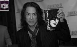 Paul Stanley Book Signing Bookends Ridgewood, NJ 4-9-14 080