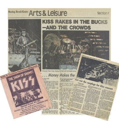 kiss-1977 Press