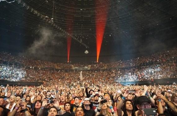 July 8, 2014 The Forum Los Angeles, CA
