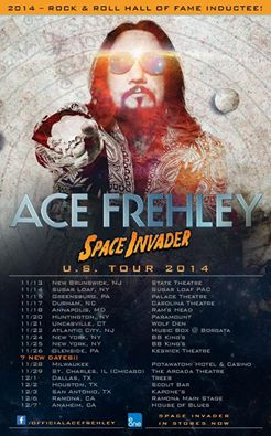 Ace US tour