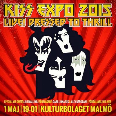 KISS Expo 2015