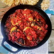 Fire Roasted Tomato Basil Chicken
