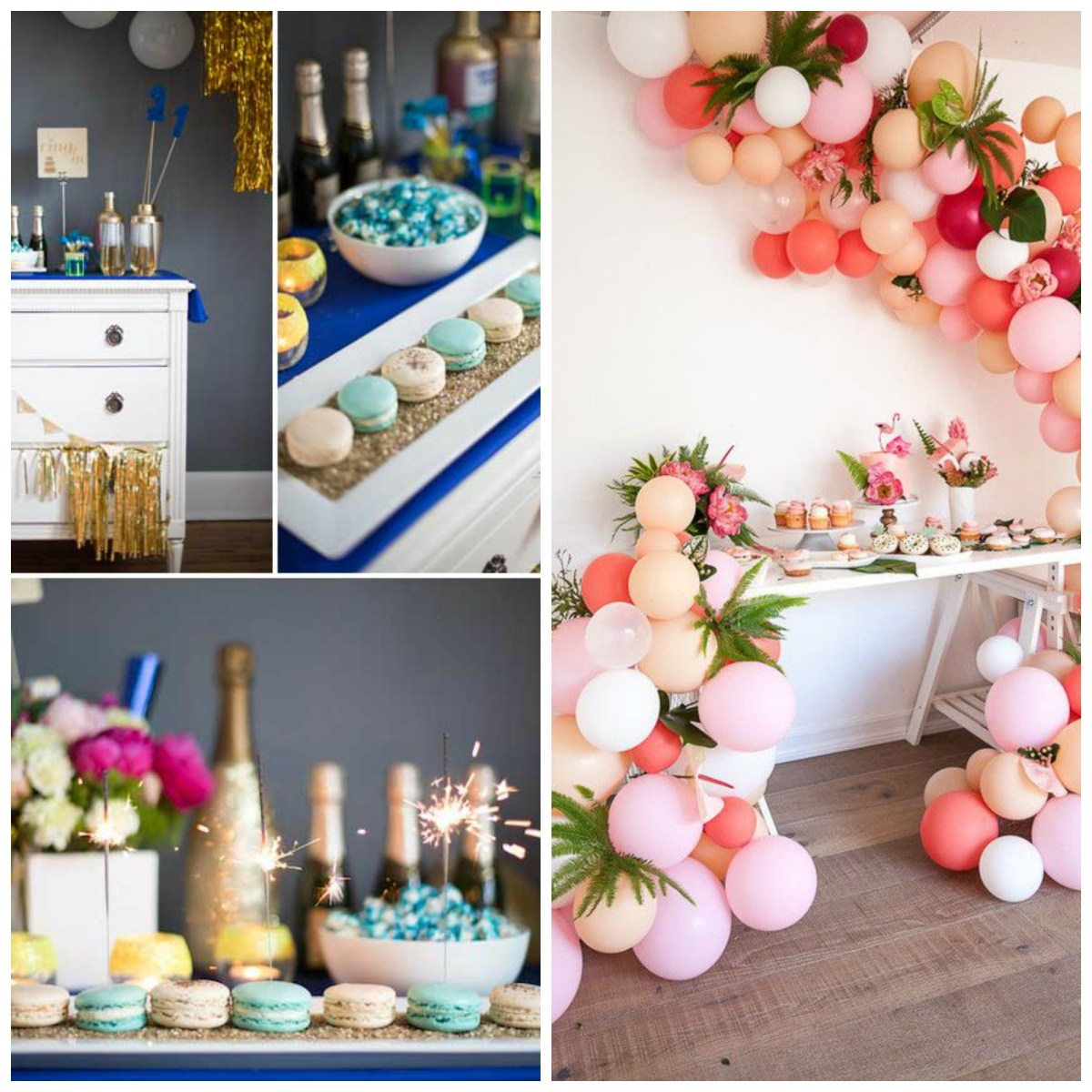 11 Almost-Free DIY Party Decor Ideas