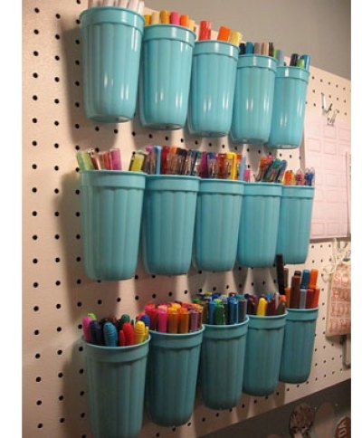 pegboard diy craft