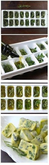 FREEZING HERBS