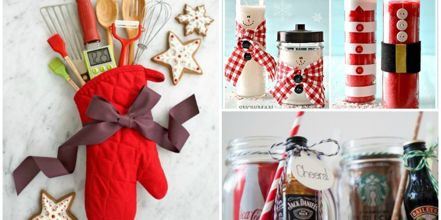 Christmas gift idea cover