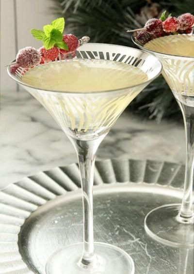 Holiday Recipe, Cocktail Recipe