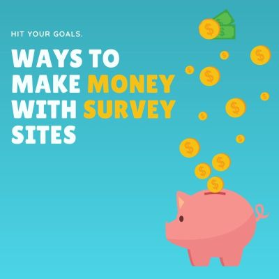 Ways To Make Money With Survey Sites