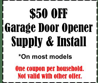 Image Result For Garage Door Service Coupons