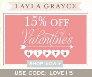 Layla Grayce 15% Off