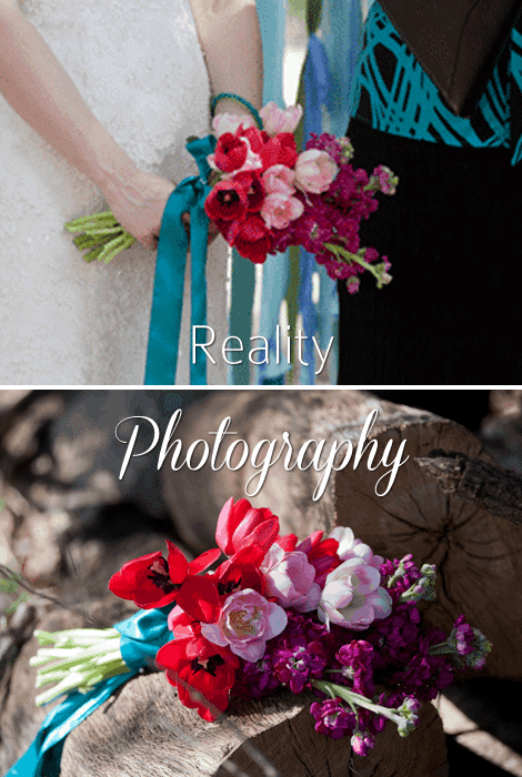 Reality Photography Bridal Bouquet