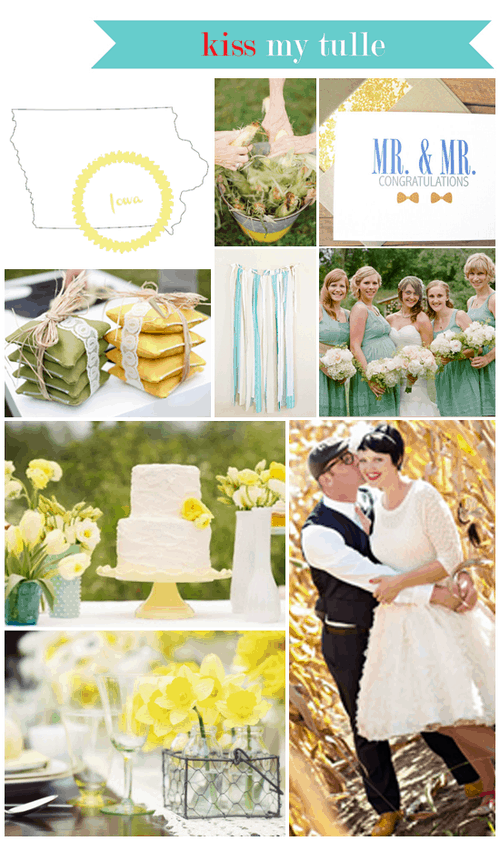 Iowa State Wedding Inspiration