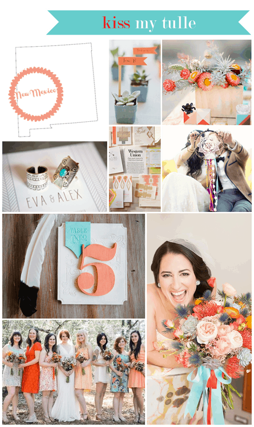 New Mexico State Wedding Inspiration