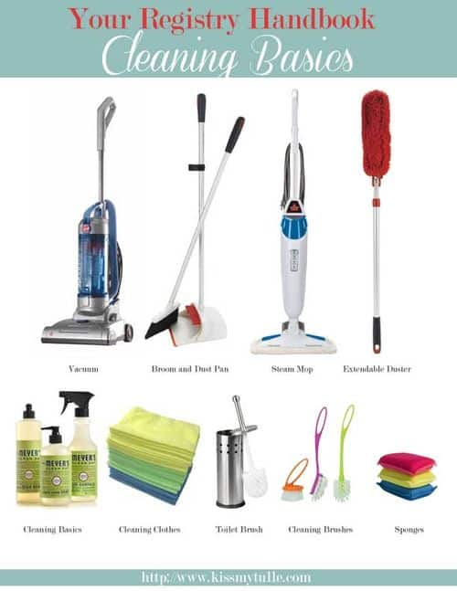 The Registry Handbook: Cleaning Basics