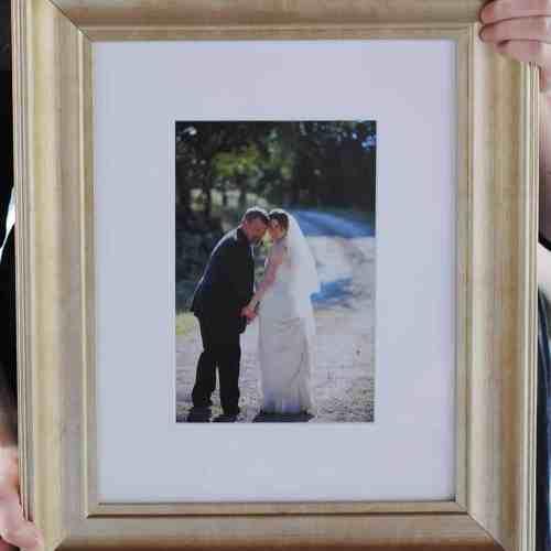 @Framebridge - the Perfect Place to Frame ALL Things Wedding #AD #Framebridge