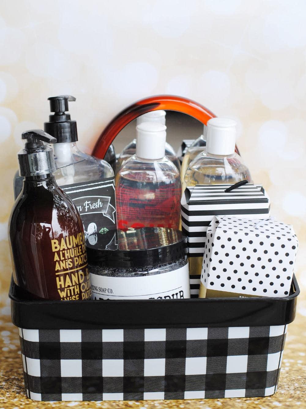 Cute Gift Baskets for Teenage Girls featuring Tuesday Morning #shopping #holidays #Christmas #Hanukkah #presents #gifts #forher #bathandbody #beauty #hair #makeup #teenager #teenagegirl