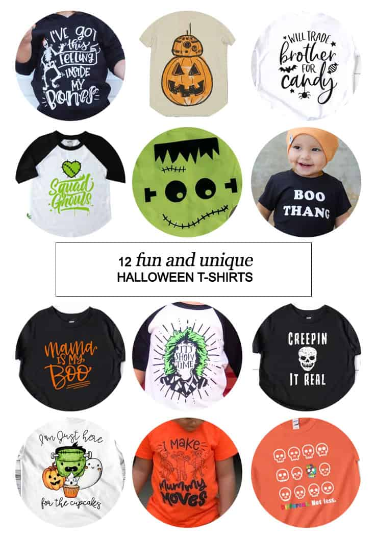 Fun and Unique #Halloween Shirts For Them #fall #HocusPocus #fashion