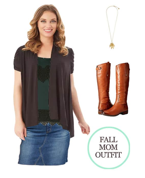 """Dia & Co is a #clothing #subscriptionbox for women sized 14 through 32! Exciting for someone my size, who has a hard time feeling """"normal"""" with other shopping options. #fashion #momoutfits #plussized"""