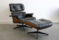 Lounge chair | Eames | Miller / Vitra | Lausanne, Suisse