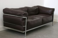 LC3 sofa | Le Corbusier | Cassina | 20th century design