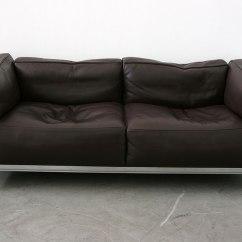 Lc3 Sofa Little Sofas For Toddlers | Le Corbusier Cassina 20th Century Design