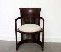 Frank Lloyd Wright | Barrel chair | Cassina | 20th century ...