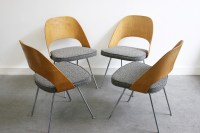 Saarinen | Early executive chairs | Knoll / Wohnbedarf ...