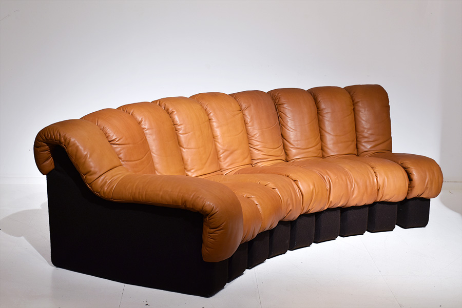 de sede sleeper sofa tall wooden legs ds600 non stop vintage mid century design switzerland u berger e peduzzi riva h ulrich k