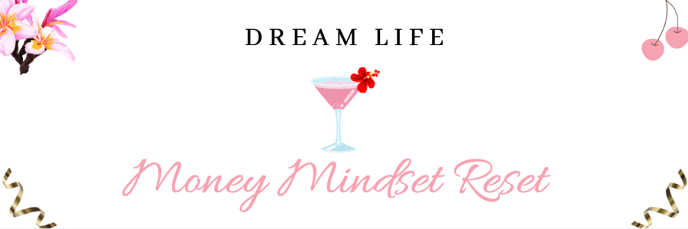 Money Mindset Reset Banner