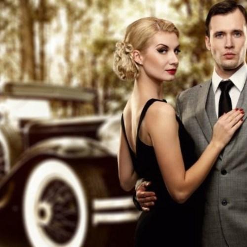 Rich Man couple