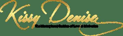 KissyDenise Gold Signature
