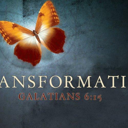 transformation galations 6:15