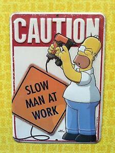 slow man at work