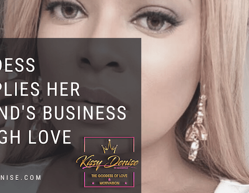 GODDESS WORK BUSINESS LOVE