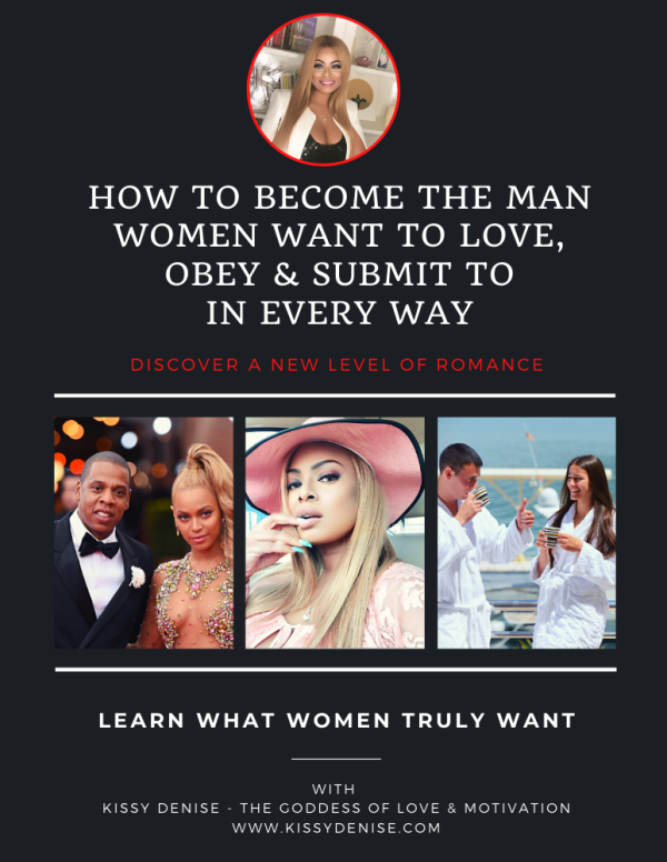 BECOME THE MAN