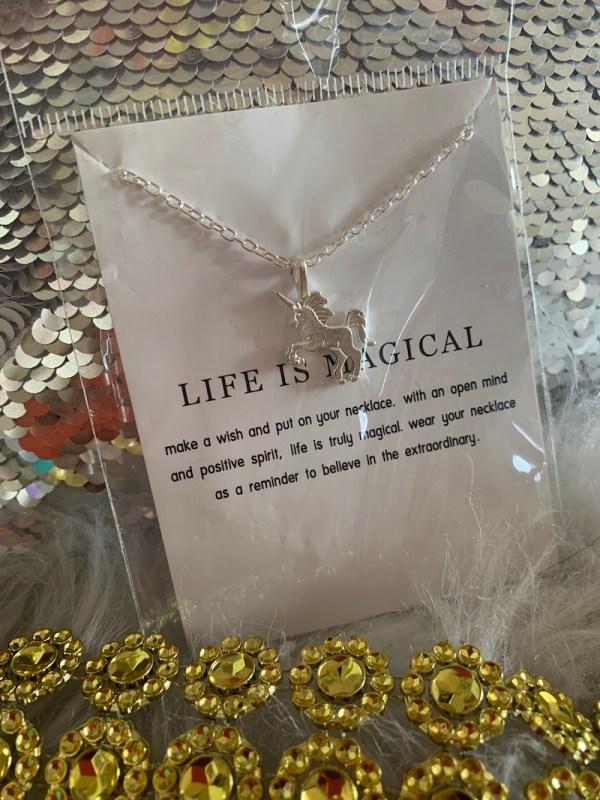 Magic Unicorn Necklace