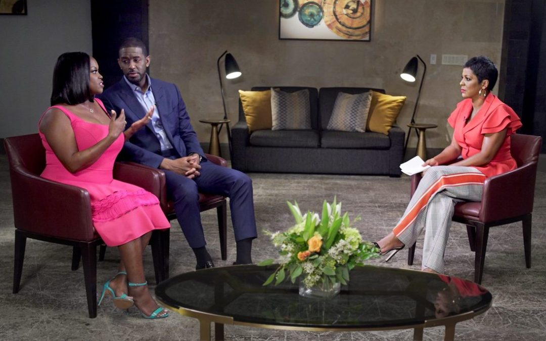R. Jai Gillum upset that everyone knows her politician husband Andrew Gillum is bisexual