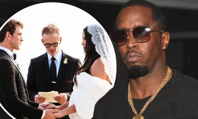 cassie married diddy