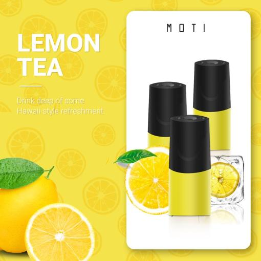 MOTI Classic Pre-filled Pods 5% nicotine (3 Pods/Pack)