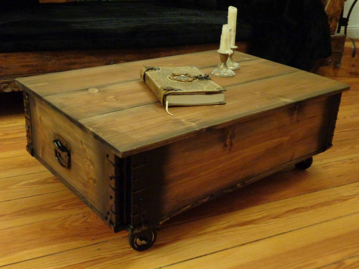 couchtisch pure kistenjack kistenjack. Black Bedroom Furniture Sets. Home Design Ideas