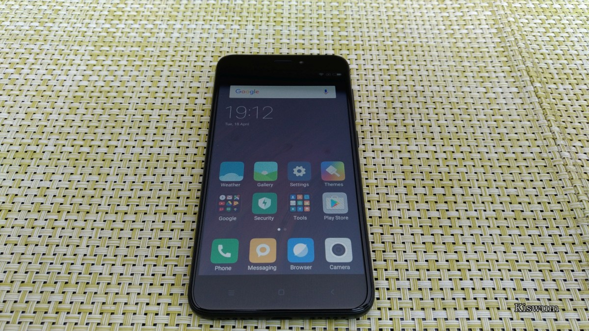 Xiaomi Redmi 4X Review (NL)